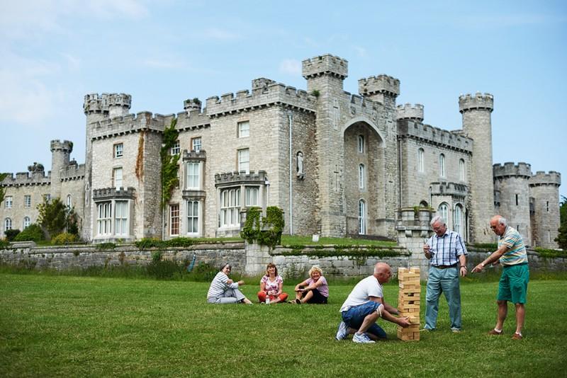 Bodelwyddan Castle - North Wales