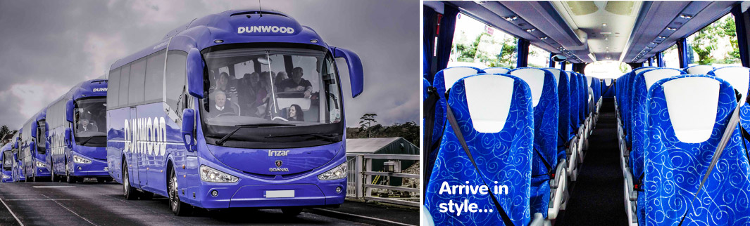 Brand new 53 seater executive coaches  from September  2014